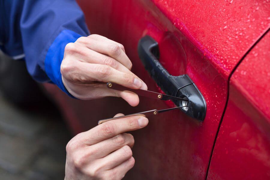 Schlüsseldienst Stuttgart Rot Autoöffnung